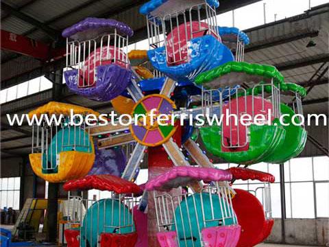 Beston colorful ferris wheel ride for fun