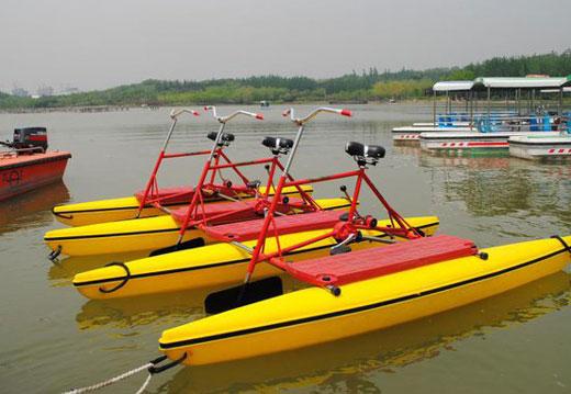 Amusement water park water bikes for sale
