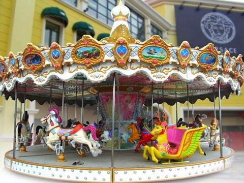 Fairground-Carousel-Ride-For-Amusement-Park