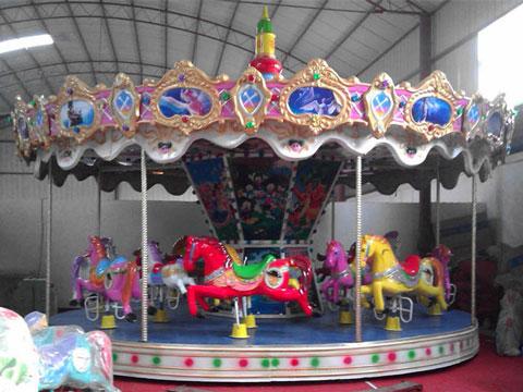 Fiberglass-Carousel-With-Grand-Appearance