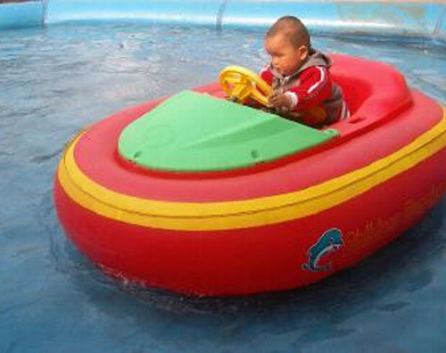 inflatable water bumper boats for kids