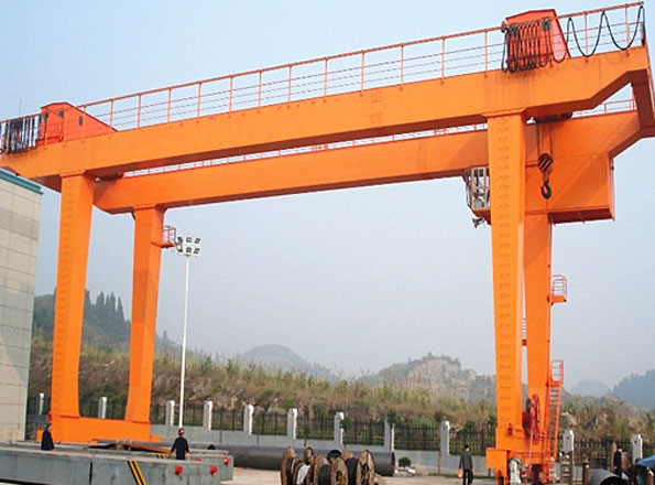 Quality double girder gantry cranes from Ellsen