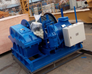 Ellsen 8ton overhead electric winch for sale