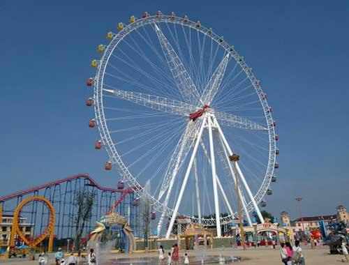 Vintage Ferris Wheel