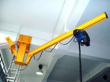 Get The Most Out Of The Wall Traveling Jib Crane