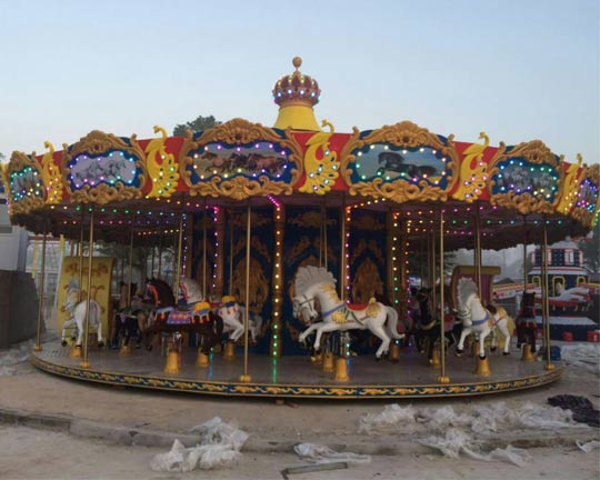 carousel ride manufacturers