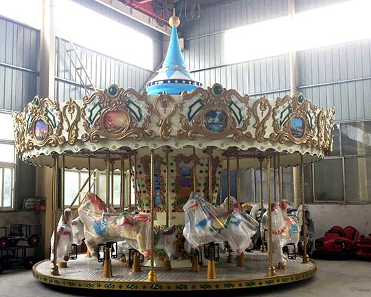 small carousel horse for sale